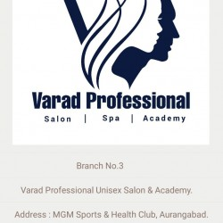 Varad Professional Unisex Salon and Academy_image2