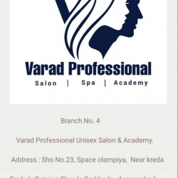 Varad Professional Unisex Salon and Academy_image3